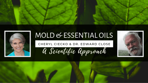 Dr Ed Close on the Scientific Approach to Mold and Essential Oils