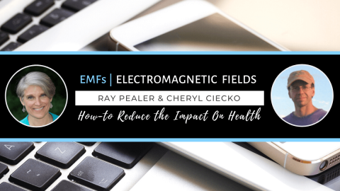 Reducing the impact of EMFs in the home